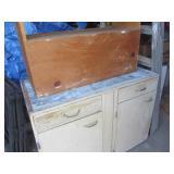 Cabinet & Shelf