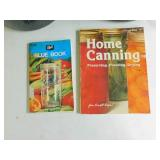 Canning Pots with Books