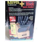 Ronco Six Star Cutlery Knife Set