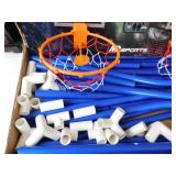 2 Player Junior Basketball Game with Sound