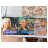 Books of Composers and Cd