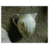 Ceramic Creamer/Sugar Bowls with Covers