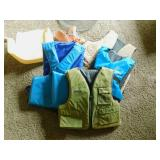 Boating Vests / Fish Net / Booster Chair