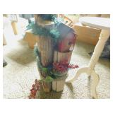 Decorative Small Stand and Bird House