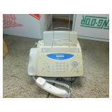 Brother Intellifax 775 Fax Machine Single Phone Line Copier