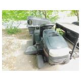 MUR Perfor Lawn Tractor