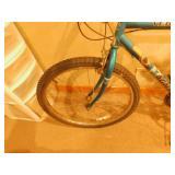 Magna Vermilion Grip Shift Bicycle