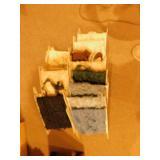 Hamiton Beach Pot / 7 Piece Stackable Serving Set / Laces