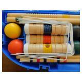 Croquet Set with Case