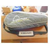 Head Intelligence Racquet Ball/Tennis Rackets