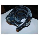Vexor Paintball Gun/Helmet