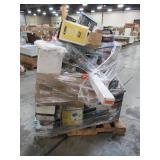 WHOLESALE MIXED PALLET OF HOME IMPROVEMENT AND GARAGE ITEMS!