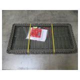 Hampton Bay Laguna Point Brown Wicker Outdoor Patio Storage Coffee Table 65-516183-8TA
