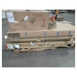WHOLESALE MIXED PALLET OF MISCELLANEOUS BEDROOM FURNITURE AND MORE!