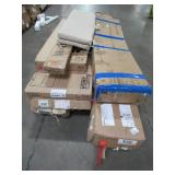 WHOLESALE MIXED PALLET OF MISCELLANEOUS OUTDOOR, BEDROOM FURNITURE AND MORE!