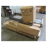 WHOLESALE MIXED PALLET OF MISCELLANEOUS LIVINGROOM/BEDROOM FURNITURE, WICKER LOUNGE AND MORE!