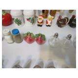 Salt & Pepper Shakers & Toothpick Holders