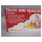 """Vintage Semi Toy Collectible 19 1/2"""""""