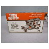 (New in Box) 1913 Ford Model T Delivery Die-Cast Bank
