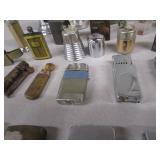 Collection of Vintage Cigarette Lighters