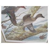 """Ducks Unlimited S&N Prints 27""""x36"""" & 26""""x31"""" (see pics)"""