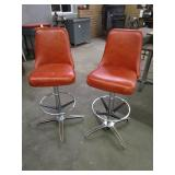 "(2) Barstools 30"" Seat Height"