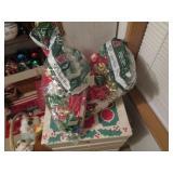 Large Lot of Seasonal Decorations