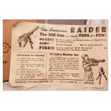 American Craft Raider Collection