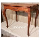 Traditional Oak Bedroom Desk
