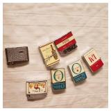 Collection of Tobacco Themed Lighters