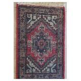 Oriental Rug Entry Mat