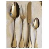 WMF German Stainless Flatware Service ~ Antique Pearl Pattern
