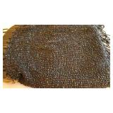 Victorian Beaded Handbag Purse