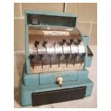 Vintage Metal Toy Tom Thumb Cash Register