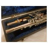 Vintage Pan-American Special Silver Clarinet