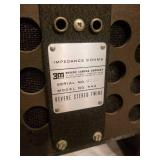 Vintage 3M Revere Stereo Speaker Twins