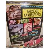 Vintage Model Motoring Sterling Moss Aurora Electric Car Set