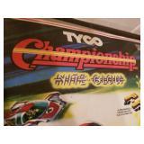 Vintage Tyco Championship Nite Glow Electric Car Set