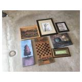 Big Variety Lot of Decorative Pictures