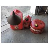 Gas Can & Funnel Lot