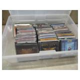 Large CD collection – over 62 music CD's