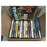 Lot of DVD's – various genres