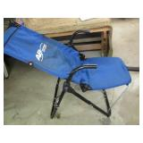 Fold Up AB Lounge Sport, Usable Con...
