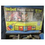 Torch Kit With Instructions *See Ph...