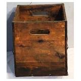 Antique Wooden Crate