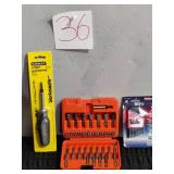 Tools & Accessories *See Photos*