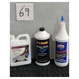 Vinyl Flooring Cleaner, Brake Fluid...