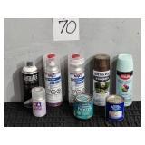 Paint & Spray Paint...
