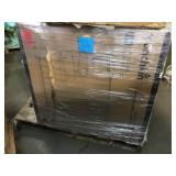 Pallet with assorted Baby Gates most are not used and in good condition