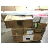 Pallet with assorted appliances, Tools and furniture customer returns review pictures
